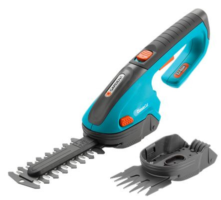 Комплект аккумуляторных ножниц для газонов и кустарников ClassicCut