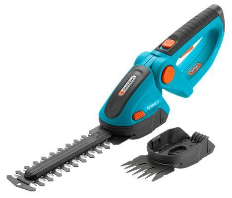 Комплект аккумуляторных ножниц для газонов и кустарников ComfortCut