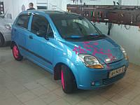 Daewoo Matiz (оклейка виниловой пленкой)