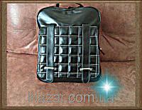 Женский модный черный рюкзак