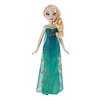 Классическая кукла Принцесса Дисней Эльза Холодное Торжество