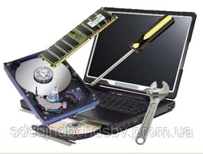 Ремонт материнської плати ноутбука ціна Acer Asus Dell HP, Lenovo Samsung