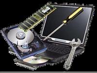 Ремонт материнской платы ноутбука цена Asus Acer HP Dell Lenovo Samsung