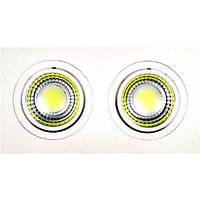 """Светильник встраиваемый LED """"ADRIANA-10"""" Турция 10W (2700K-6400K), фото 1"""
