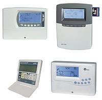Контролери для систем опалення та ГВП