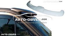 Козырек ветрового стекла солнцезащитный для Opel Vivaro (установка на герметик)