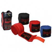 Бинти боксерські (2шт) еластан ELAST BO-3729/3619-4 (l-4м, колір в асортименті)
