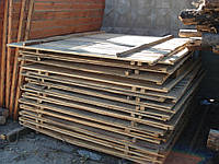 Щит строительный деревянный 2х2 метра из Сосны