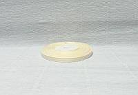 Лента репсовая, Молочная, 0,5см
