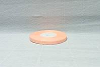 Лента репсовая, Абрикосовая, 0,5см