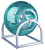 Trixie (Трикси) 6076 Колесо - шар пластмассовое для грызунов