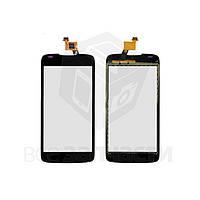 Сенсорный экран для мобильного телефона Acer E350 Liquid Gallant Duo, черный