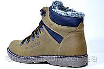 Зимние ботинки в стиле Columbia, на меху (Кожа), фото 2