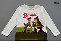 Кофта для девочки Bambi.