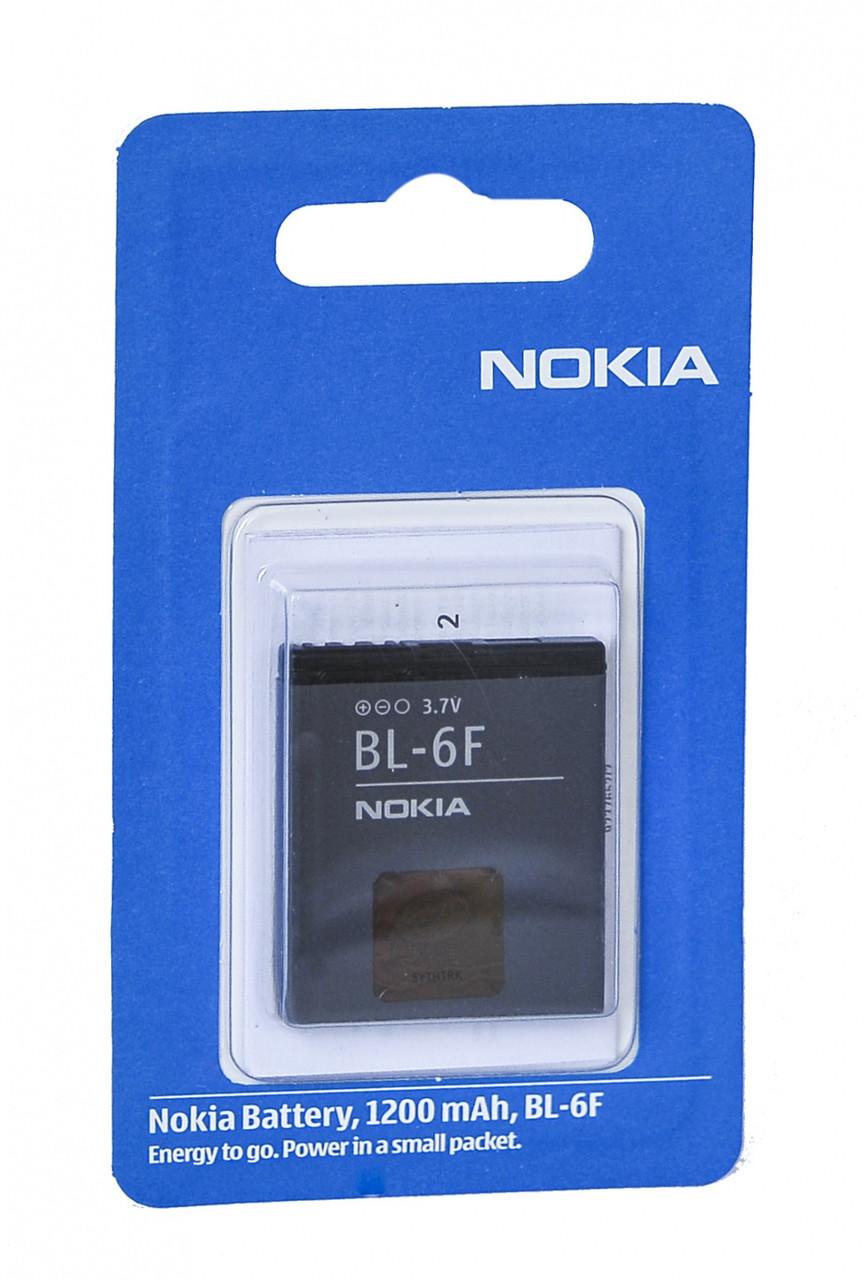 АКБ Nokia BL-6F 1200mA