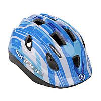 Шлем Mirage, сине/белый, размер 48-54 cm, фото 1