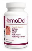 Долвит ГемоДол (HemoDol) для собак 90 табл.,90 гр.