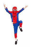 """Детский карнавальный костюм для мальчика""""Человек - паук"""" (полиэстер)"""