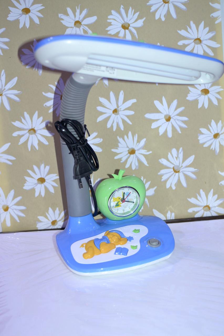Лампа настольная,LED, 1 лампа, высота лампы - 32 см