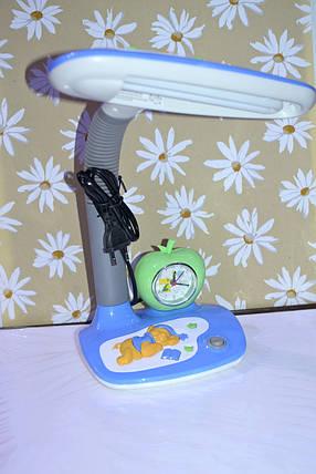 Лампа настольная,LED, 1 лампа, высота лампы - 32 см, фото 2