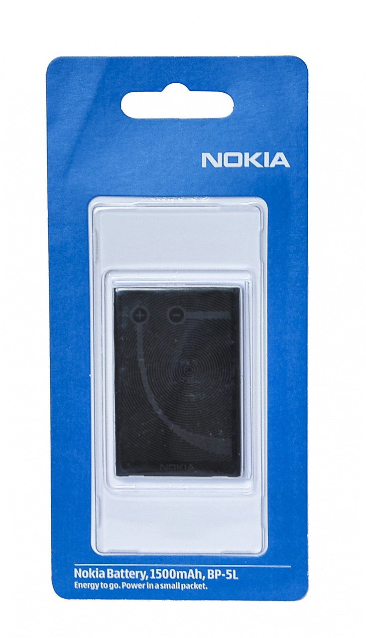 АКБ Nokia BP-5L 1500mA