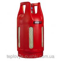 KGF 0220 - Газовый баллон цанговый
