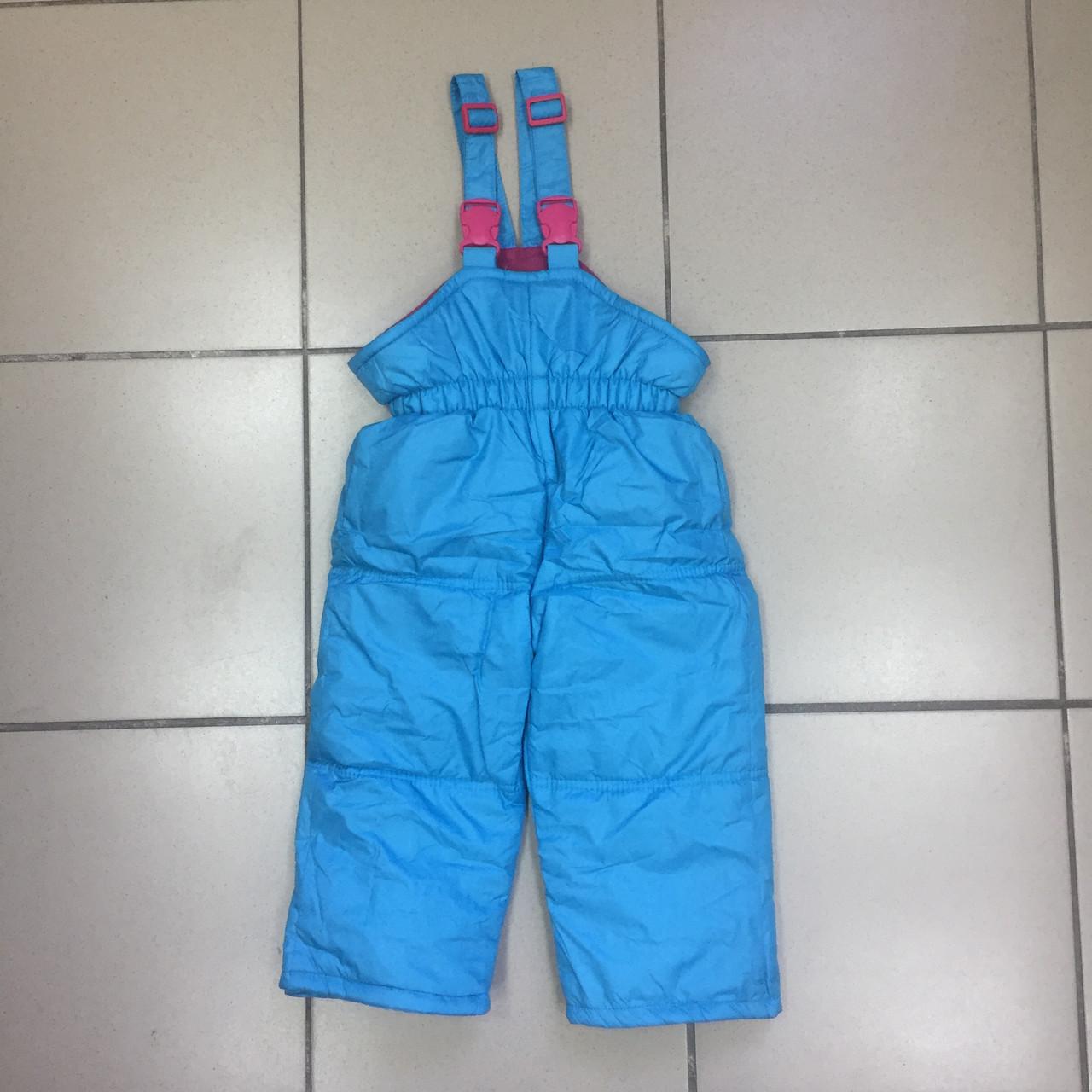 Детские зимний комбинезон на девочку Размеры 3-4-6 лет