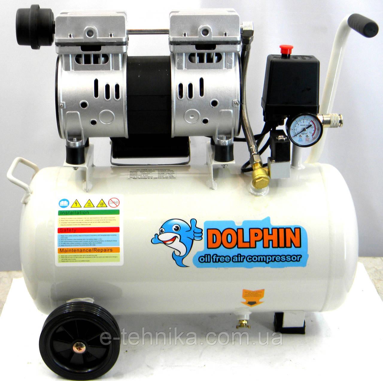 Компрессор безмасляный Dolphin DZW550AF024