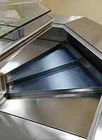 Лотки для мяса/тортов из нержавеющей стали