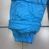 Детские зимний комбинезон на девочку Размеры 3-4-6 лет, фото 2