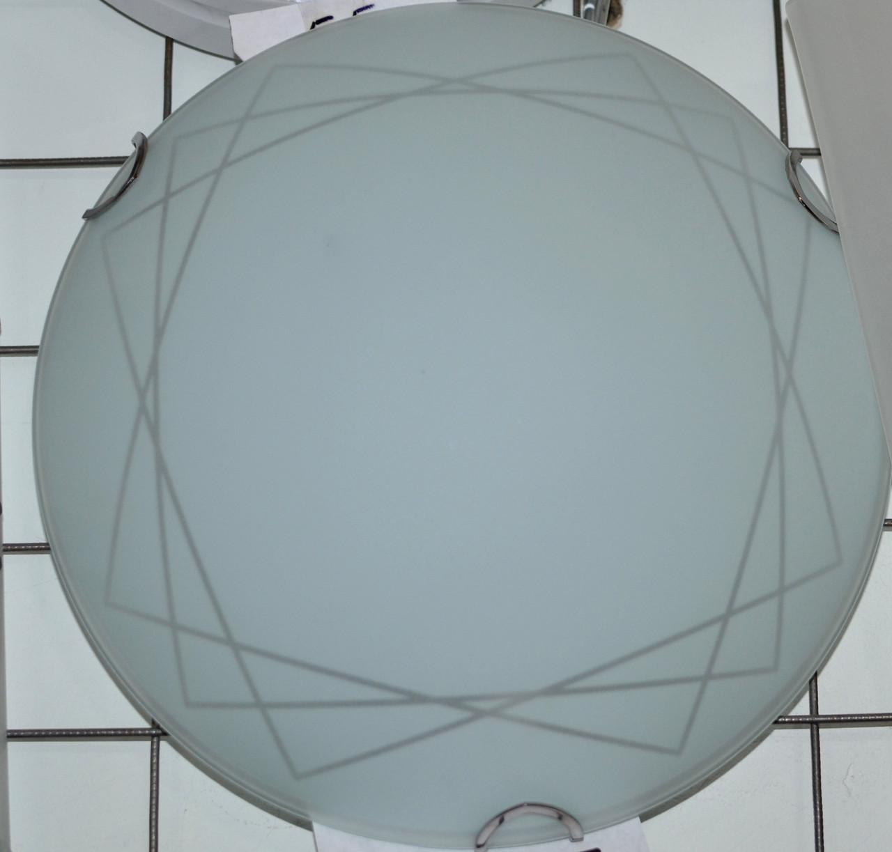"""Настенный и потолочный светильник """"Таблетка"""", 1 лампа"""