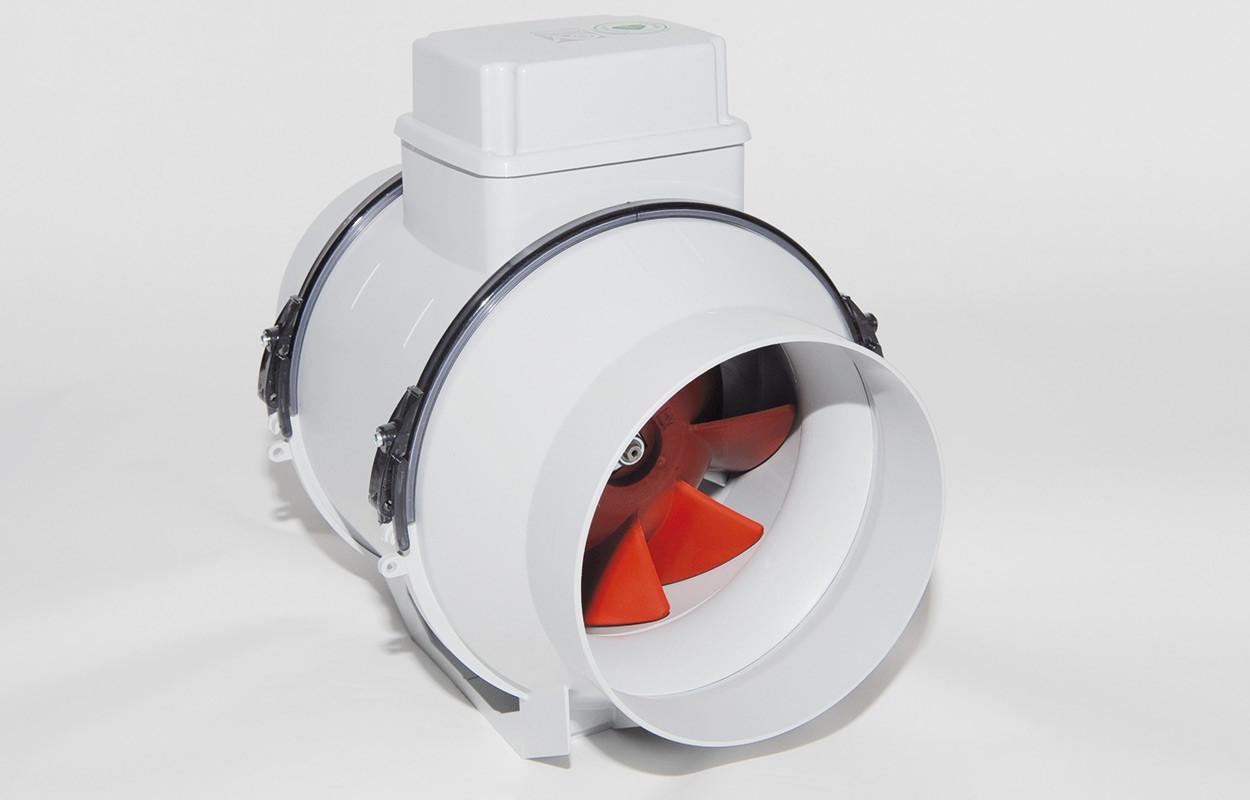 Канальний вентилятор Vortice Lineo 200 V0