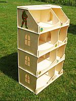 Домик игровой для мальчика БОЛЬШОЙ, фото 1
