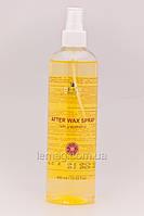 Delica After Wax Spray Grapefruit - Масло после депиляции с маслами грейпфрута, бергамота, апельсина и витамином Е, 400 мл
