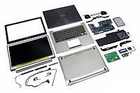 Ремонт и замена корпуса ноутбука цена Asus Acer HP Dell Lenovo Samsung