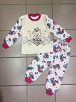 Детская Пижама для девочек  р.116-122 см