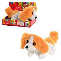 Собака с двигающейся головой и хвостом Chibi Toys MP 0863
