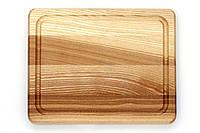 Деревянная разделочная доска 25 x 20 см