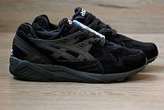 Мужские кроссовки Asics Gel-Kayano Black топ реплика