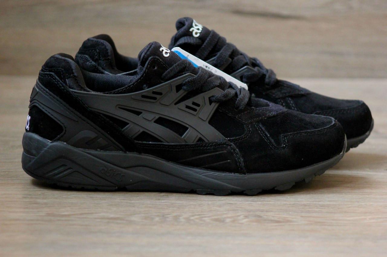 67f662cd Мужские кроссовки Asics Gel-Kayano Black топ реплика - Интернет-магазин  обуви и одежды