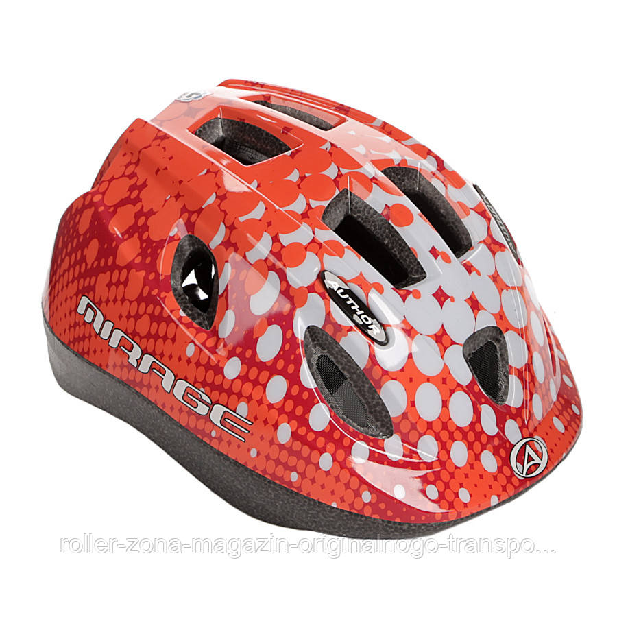 Шлем Mirage Inmold 52-56cm (168 red/white)