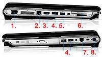 Ремонт и замена разъемов ноутбука: питания, HDMI, VGA, USB