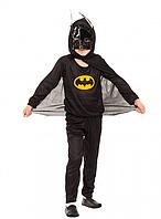 """Детский карнавальный костюм для мальчика""""Бэтмен """""""