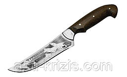 Нож охотничий НИ ПУХА НИ ПЕРА