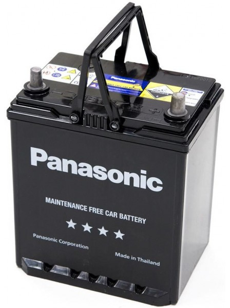 Аккумулятор автомобильный Panasonic N-38B19L-BA