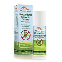 Натуральное роликовое средство от комаров Mommy Care с органическими эфирными маслами 70 мл
