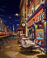 """Картина по номерам «Идейка» (КН2126) художественный творческий набор """"Ночь в Испании""""  40x50 см"""