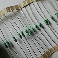 Резистор 0,25 Вт 10 Ом 1%
