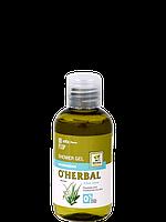 Увлажняющий гель для душа с экстрактом алоэ вера 75 мл O'Herbal