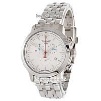 Часы Tissot 1863 (Кварц) Silver/White. Класс: AAA.